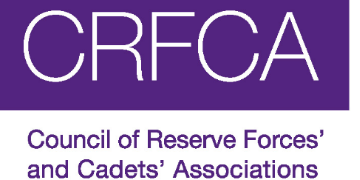 Council Reserve Forces' and Cadets' Association logo
