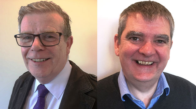 ASFP expands team with two appointments