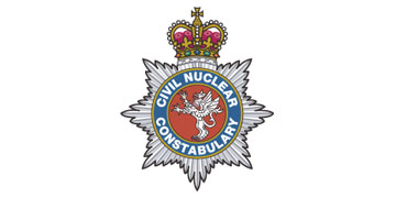 The Civil Nuclear Constabulary logo