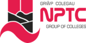 Grŵp Colegau NPTC Group of Colleges logo