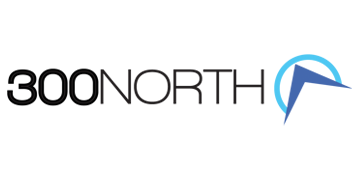 300 North logo