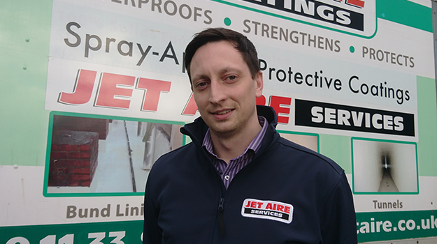 Jet Aire Services appoints business development manager