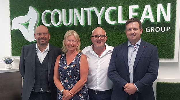 CountyClean Group appoints two directors