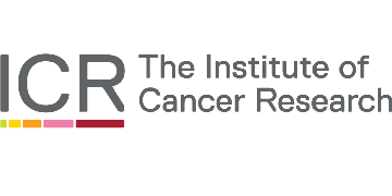The Institute of Cancer Research in Partnership with Maxwell Stephens  logo
