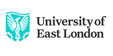 The University of East London logo